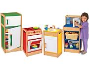 Kitchen clipart preschool Play & Kitchen Learning Set