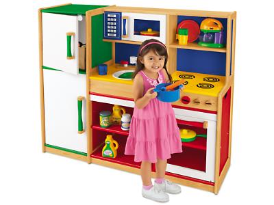 Kitchen clipart preschool & Pretend Lakeshore Kitchen Learning