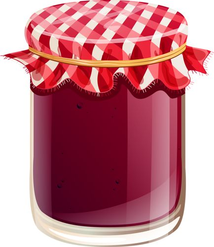 Kitchen clipart preserves On Pinterest images Strawberry about