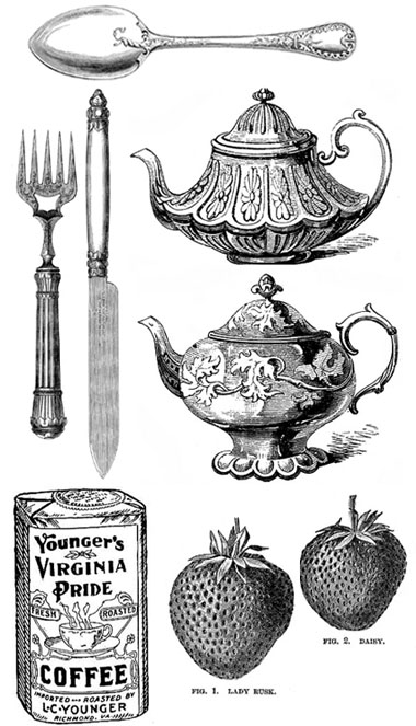 Kitchen clipart printable Ideas and vintage yourself Lots