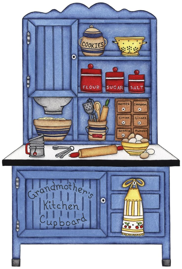 Kitchen clipart printable Printables best on images about