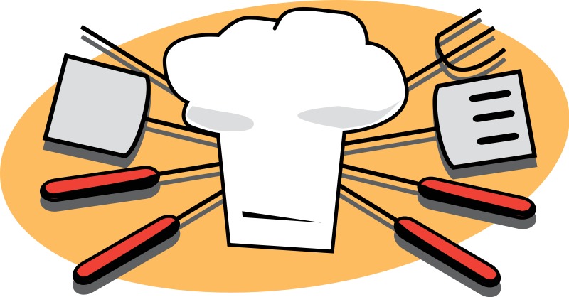 Baking clipart chef  Commercial Commercial+kitchen+clipart Cooking #9012