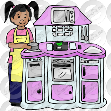 Kitchen clipart toy kitchen Great Classroom Play / Play