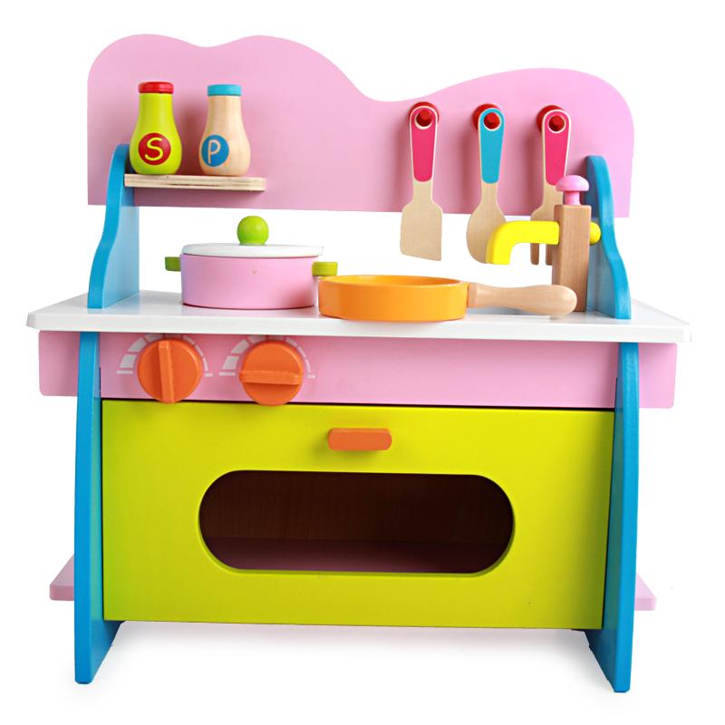Kitchen clipart toy kitchen Buy food toy pink Set