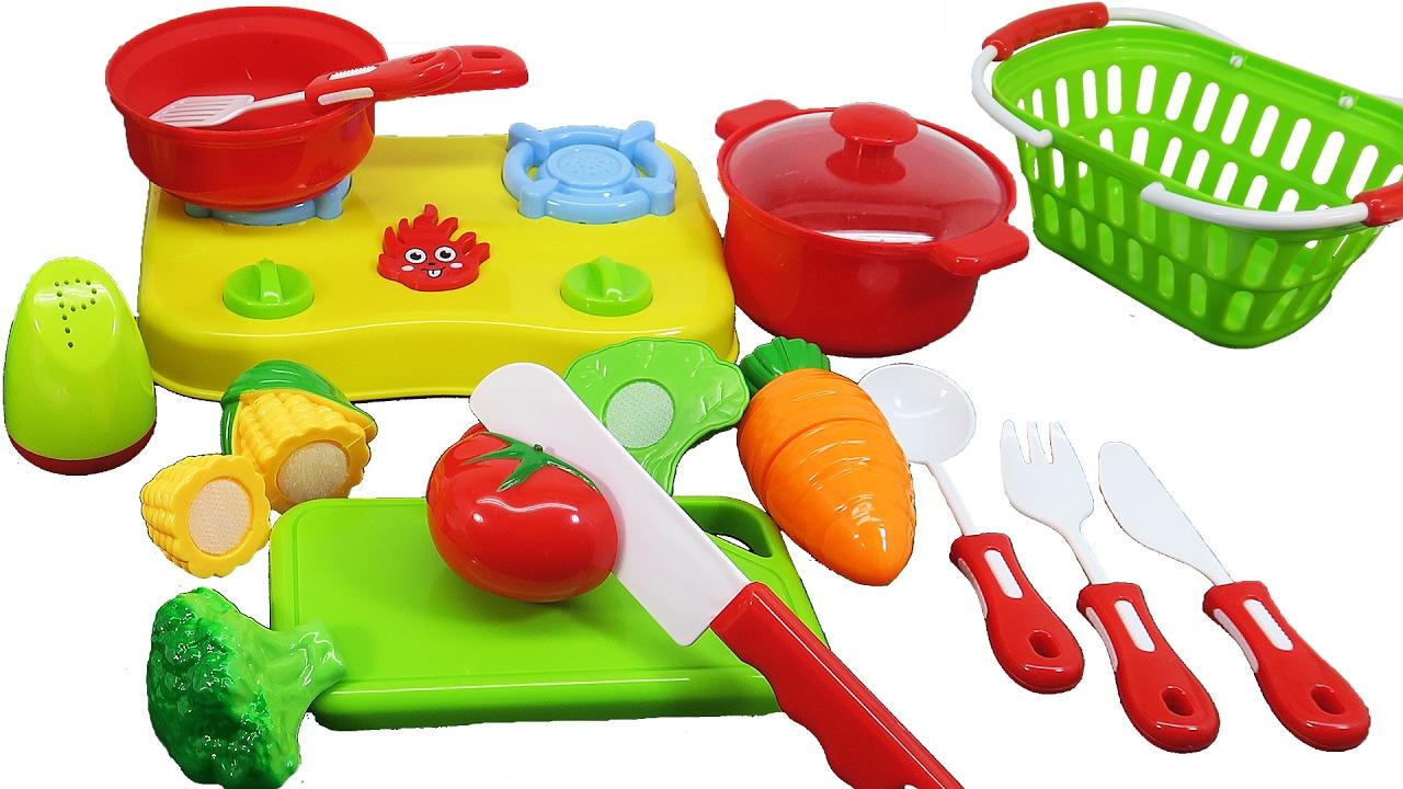Kitchen clipart toy kitchen Kitchen Fruits Children Toy Vegetables