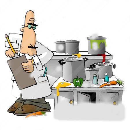 Kitchen clipart unhygienic  in tape safety strangles