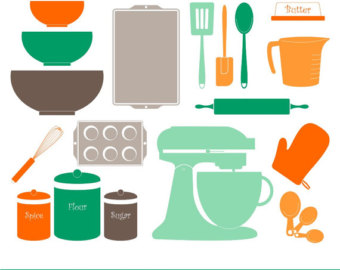 Baking clipart vector OFF Kitchen Clip Art Digital