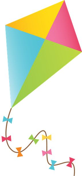 Kite clipart Images Pinterest illustrations about 153
