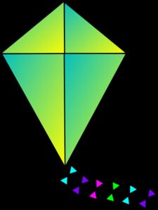 Kite clipart Online Clip clip vector