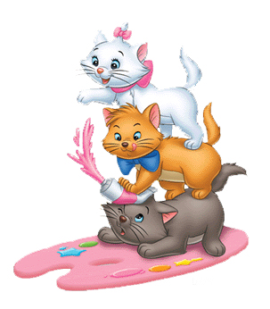 KITTENS clipart berlioz The and Toulouse Kittens Pinterest