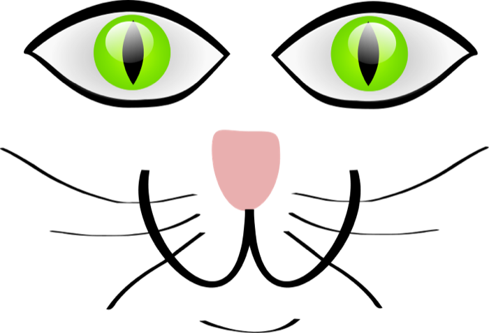 KITTENS clipart cat face Cat Free Face Clipart Cat