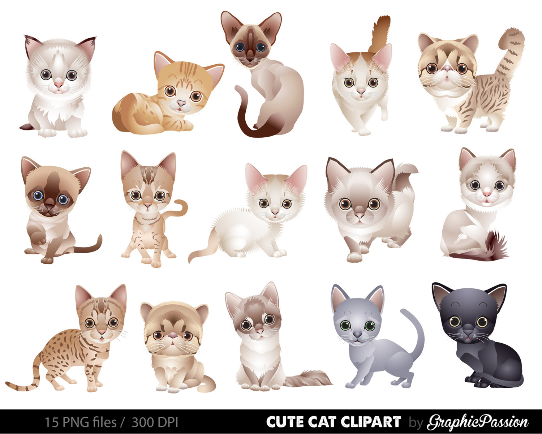 Pet clipart kitty cat Personal Clip animals animals Art