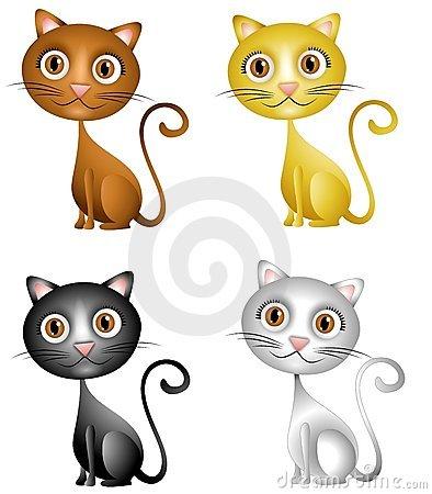 KITTENS clipart cute Clip Cat Art Clipart Free