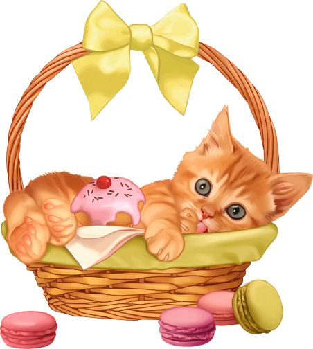 KITTENS clipart easter Cat about images 361 kreslené