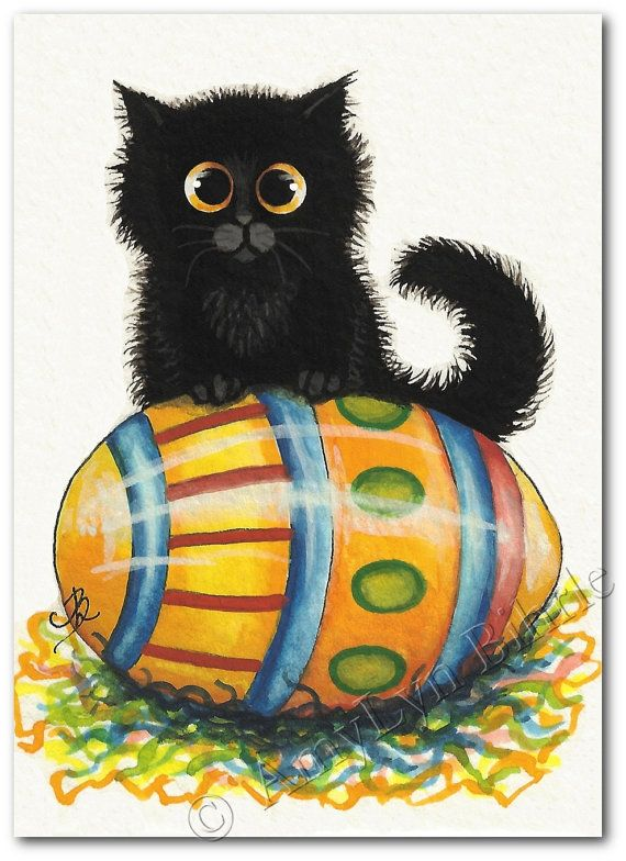 KITTENS clipart easter Best & Cats about on