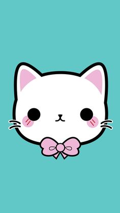 KITTENS clipart kawaii cat Art pictures on vorlagen Cute