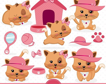 KITTENS clipart kitty Clipart Cute clipart clipart Cat