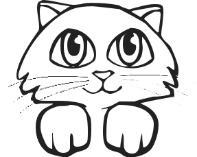 KITTENS clipart kitty face Free clip cat Clipart clip