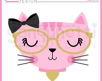 KITTENS clipart kitty face Emotions clipart clipart clipart Cute