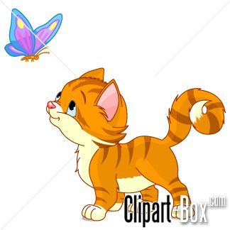 KITTENS clipart love  LOVE Gatos Love and