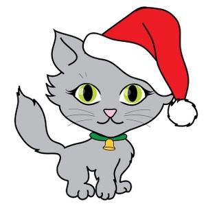 KITTENS clipart orange cat Clip clip cat kitten art