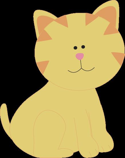 KITTENS clipart pink cat Cat Cat Art Clip Cute