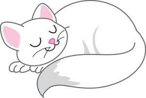 KITTENS clipart pink cat Art cat art of page