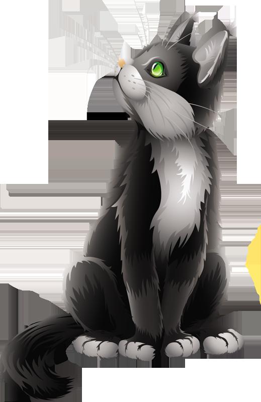 Black Cat clipart cartoon Download Cat High Gallery Fullsize
