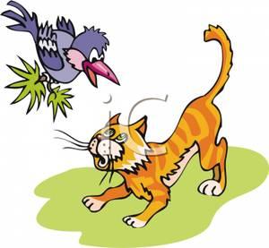 KITTENS clipart scared  Kitten Scared Clipart
