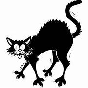 KITTENS clipart scared Scared Clip Cat Kitten Gallery