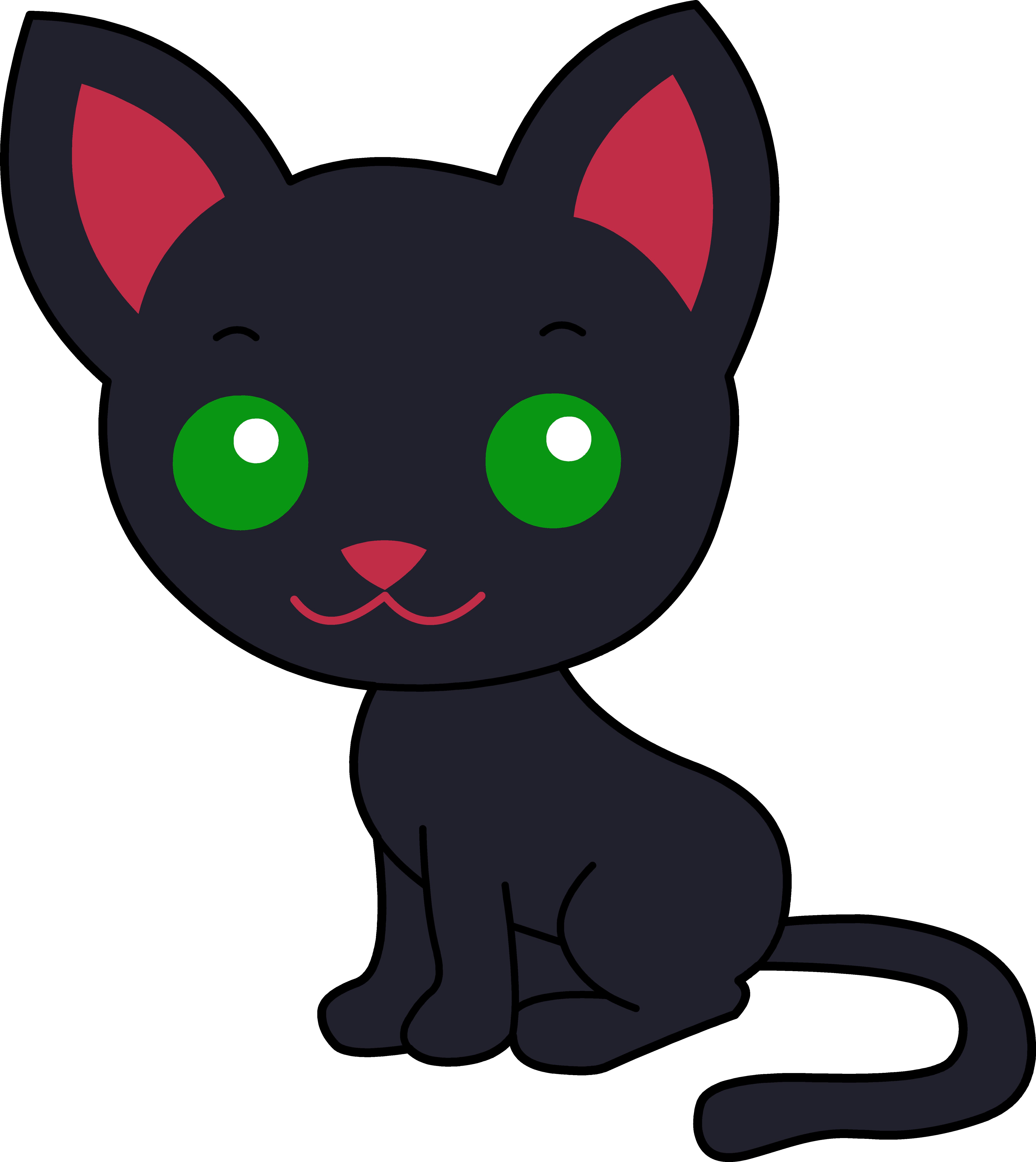 Photos clipart cute kitten #2