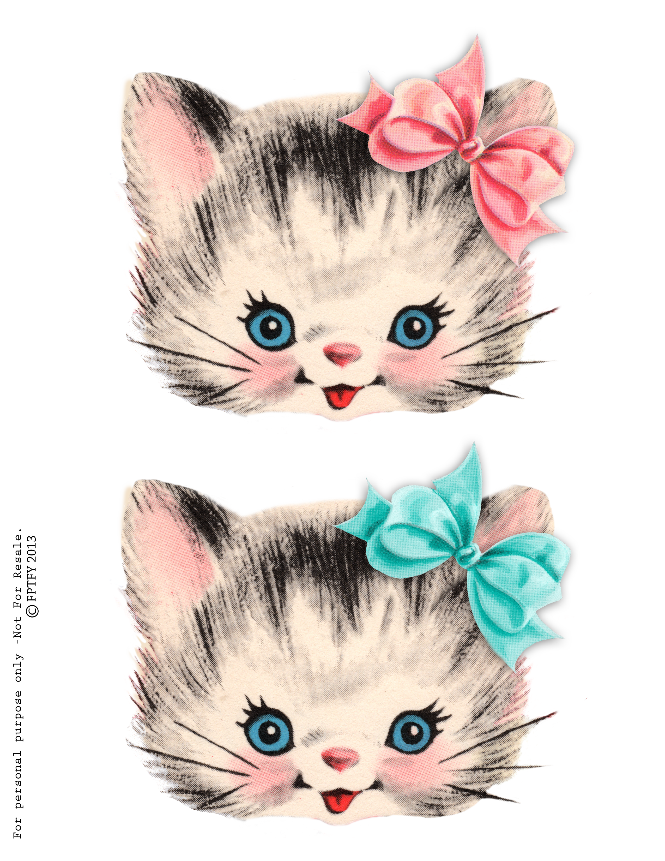 Teacup clipart kitty Free clip art kitty cat