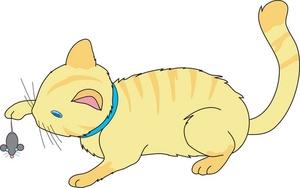Mouse clipart cat mouse #5