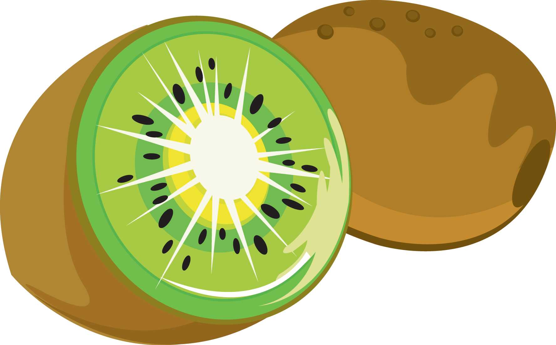 Tree clipart kiwi #4