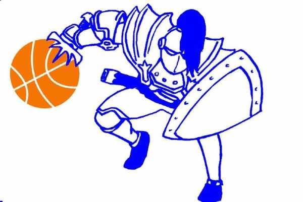 Knight clipart basketball Manchester Basketball  CT Sports