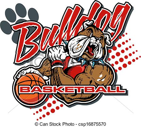 Bobcat clipart bulldog Stock knights basketball  BULLDOG