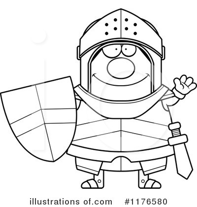 Knight clipart black and white Knight #1176580 Cory by Free