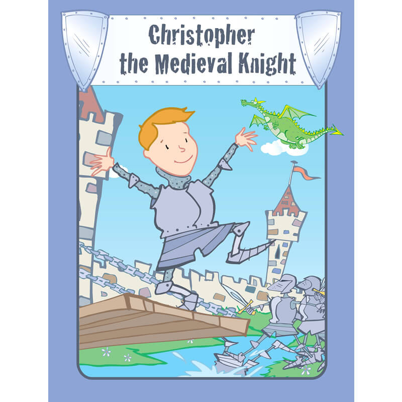 Knight clipart midieval Personalised Medieval the Knight Medieval