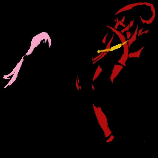 Knight clipart duel Duel by OC Scythe Duel