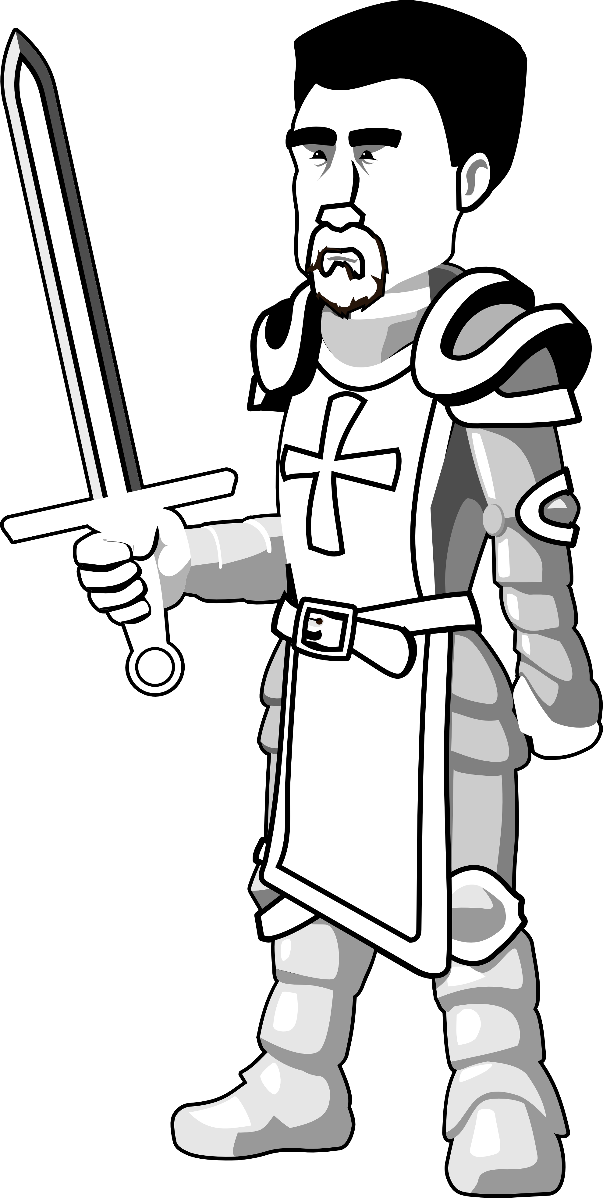 Knight clipart european Medieval free clipart and clip