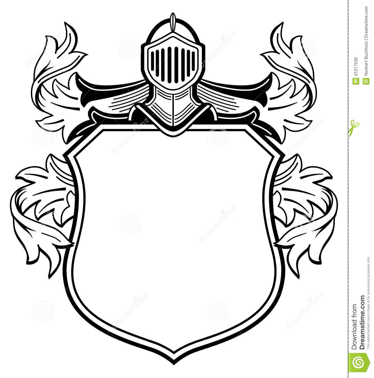 Templates  clipart heraldic Clip of shield Coat Clipart