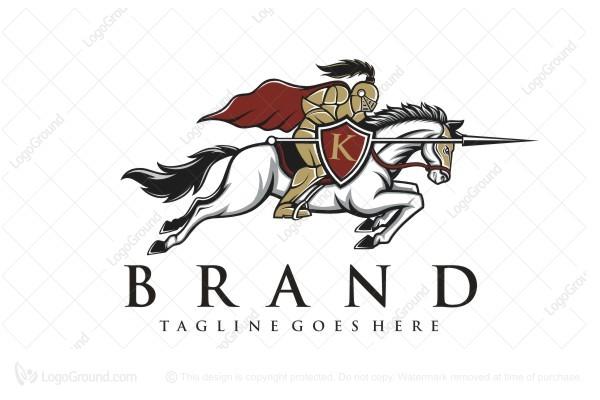 Knight clipart horse logo Knight Logo Horse Logos Knight