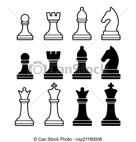 Knight clipart king Vectors and Pieces King Chess