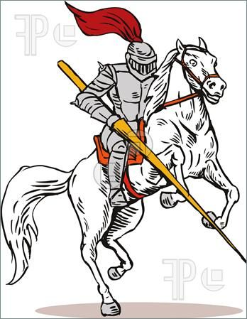 Knight clipart lancer Pinterest On images Horse 17