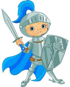 Knight clipart little boy Clip Pin Room Cute Royalty