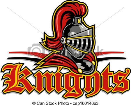 Knight clipart mascot Clip mascot illustrations design royalty