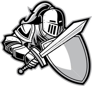 Knight clipart mascot Design Collection Mascot clipart Mascot