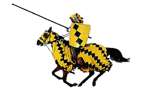 Yellow clipart knight Clipart images Clipartix knight free