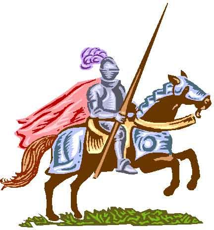 Knight clipart medieval time Medieval Times 171 Medieval Projects