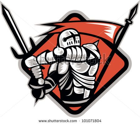 Knight clipart pride Pride Chihuahuas on wielding fighting